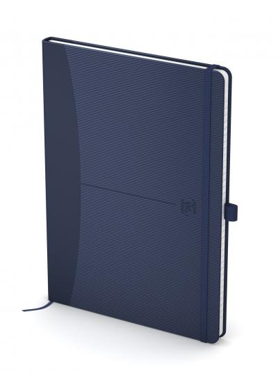 Notatnik Oxford Signature A5, 80K 90G linia niebieski