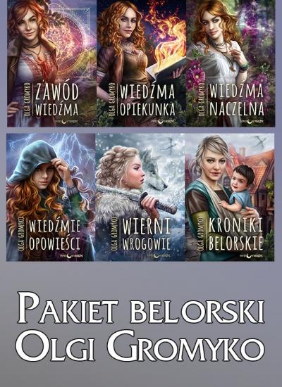 Pakiet Belorski Olgi Gromyko